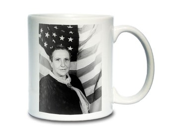 Coffee Mug; Gertrude Stein
