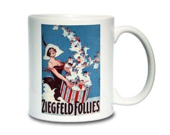 Coffee Mug; Ziegfeld Follies