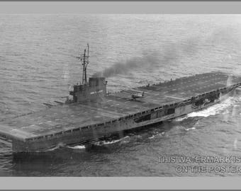 Poster, Many Sizes Available; Uss Sable (Ix-81)