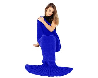 Quilt   Sleeping Bag   Blanket in the form of siren tail