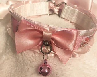 Made To Order Little Twin Stars Collar
