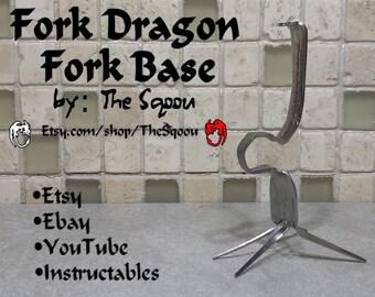 Fork Dragon - Base Unit - Metal