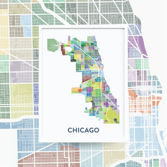 CHICAGO Neighborhood Map Print / Chicago Art Poster / Chicago Map / on armour square, chicago community area map, peachtree city neighborhood map, good areas of chicago map, andersonville chicago map, sims 4 neighborhood map, magnificent mile, chicago stereotype map, chicago city street map, boystown, chicago, baltimore city neighborhood map, streets of chicago google map, south side, wicker park, chicago, new england google map, michigan avenue, city of boston map neighborhoods, ukrainian village, ethnic chicago neighborhoods map, city of illinois map, detailed downtown chicago map, chicago neighborhoods crime map, old town, little italy, chicago, new york city neighborhood map, chicago illinois map, near west side, robert taylor homes, chicago street guide map, california neighborhood map, springfield neighborhood map,