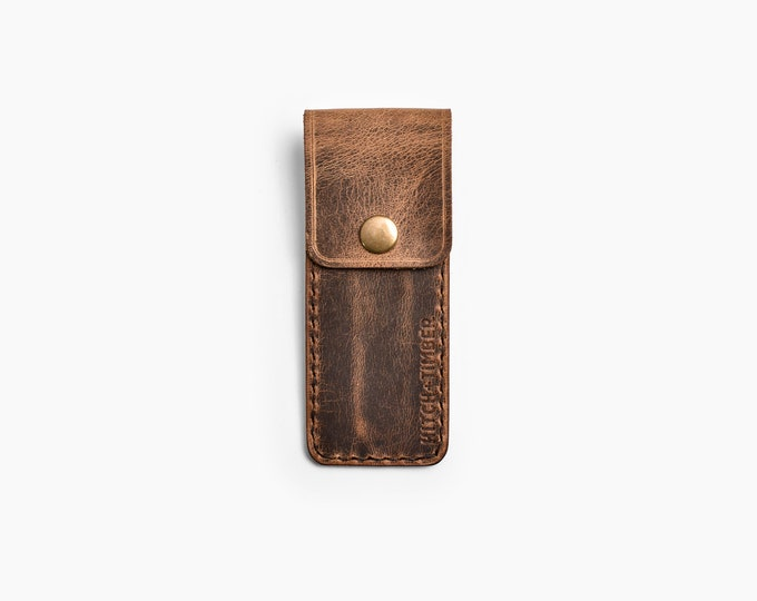 Buck Belt Sheath