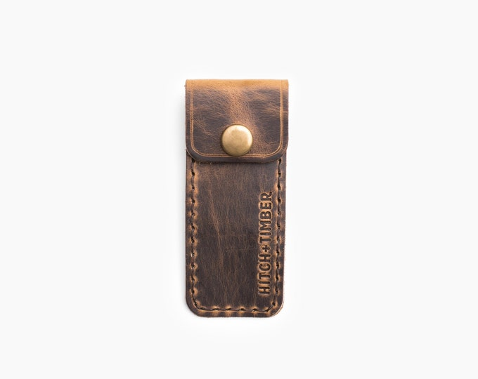 The Proper Belt Sheath ~ Made in USA