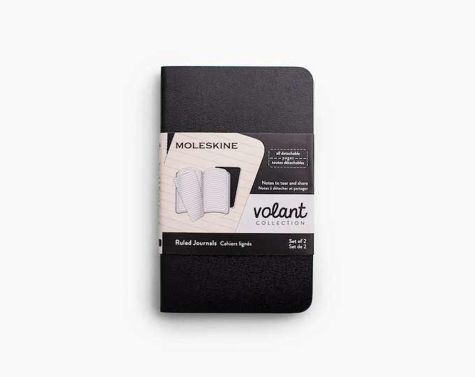 Moleskine Volant Journal - XS Black