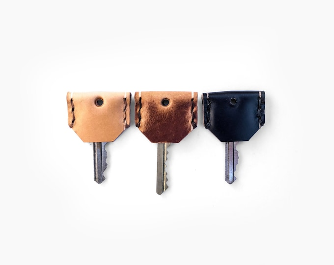 Leather Key Covers