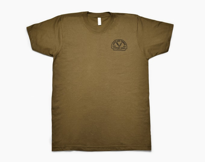 H&T Knife Shirt ~ Made in USA