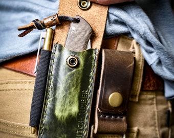 The Proper Belt Sheath ~ Made in USA