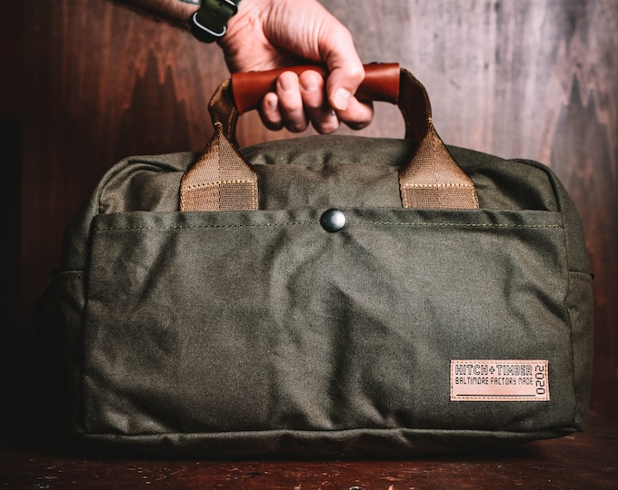 Featured listing image: The Ranger Bag ~ Made in USA