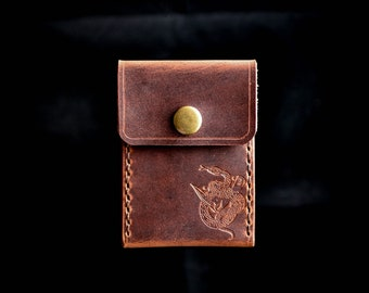 The Half Hitch ~ Minimal Snap Wallet ~ Made in USA