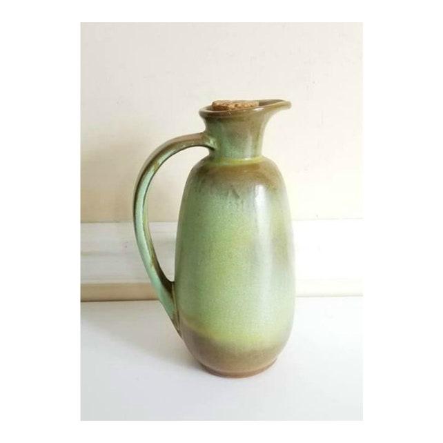 Frankoma Pottery Jug Pitcher Vase Pottery Vase Pottery Art Etsy