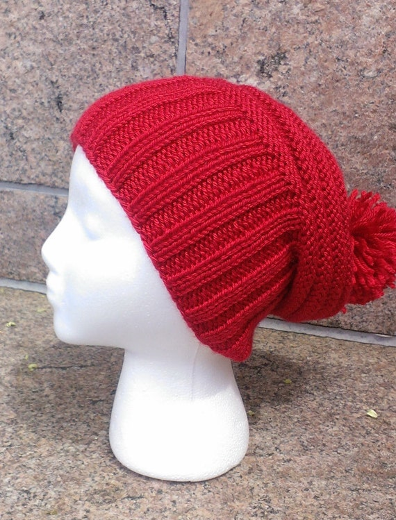 56cc7d9b35963 red hat red winter hat valentine s day gift red slouchy