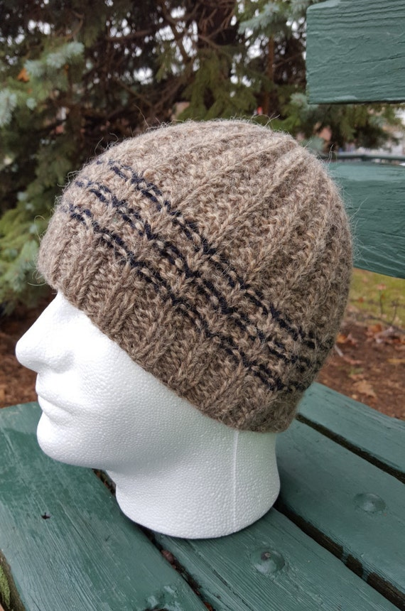 Gray hat Wool beanie Winter hats Army gray hats Russian  6ef8b280e89
