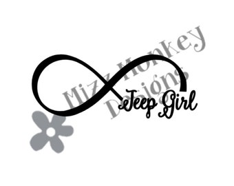 texas jeep love vinyl car auto vehicle decal sticker etsy 2018 Jeep Wrangler jeep girl infiniti forever vinyl car auto vehicle decal sticker custom color made to order