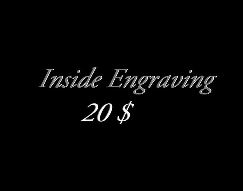 Inside engraving service
