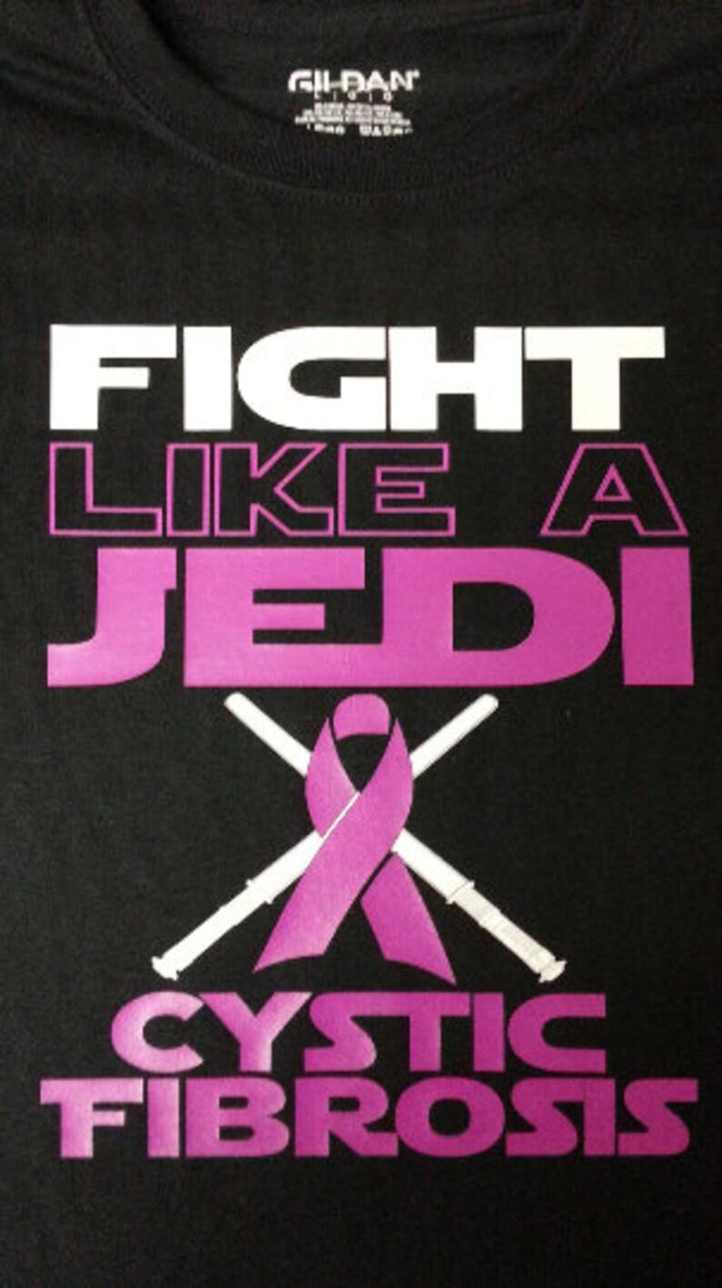 Youth Fight Like a Jedi  Cystic Fibrosis image 0