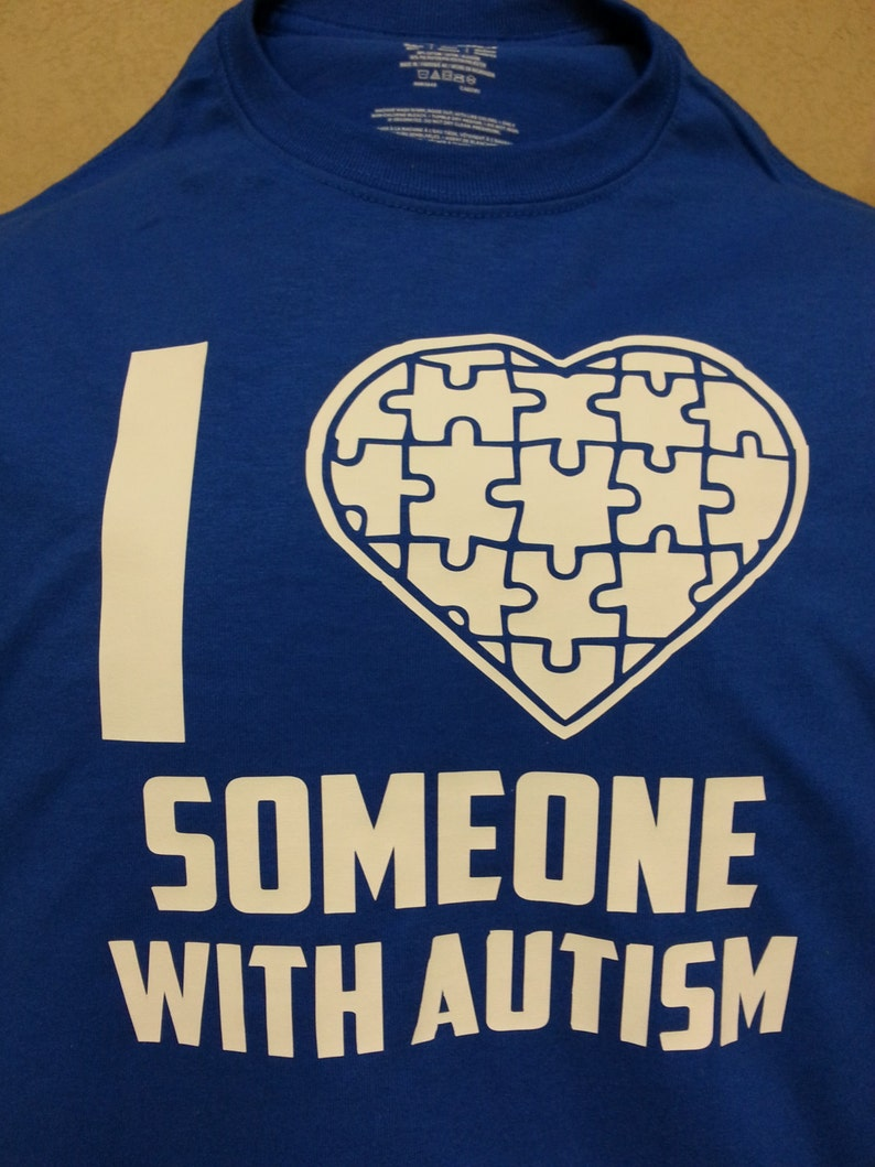 I Love Someone with Autism Youth image 0