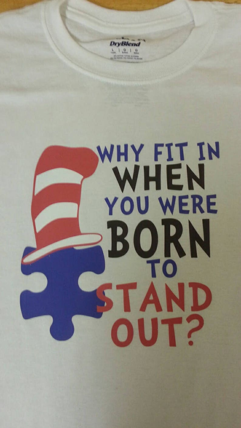 Why fit in when you were born to stand out Youth image 0