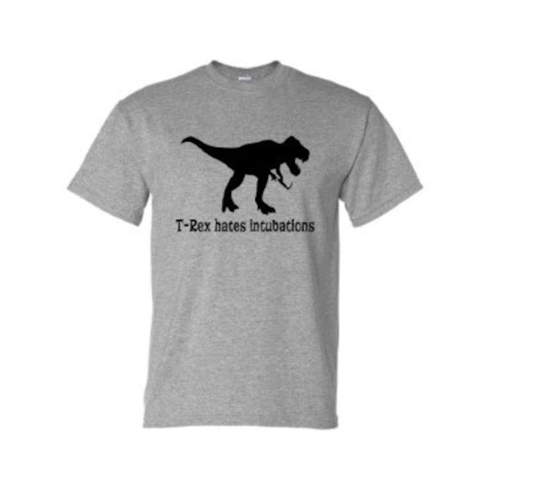 T-Rex hates intubations image 0