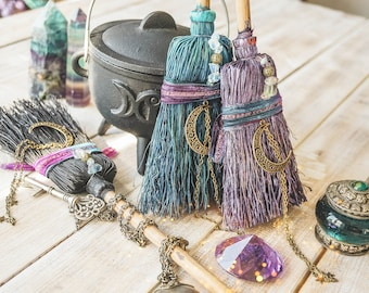 Witch Brooms - Tiny Brooms