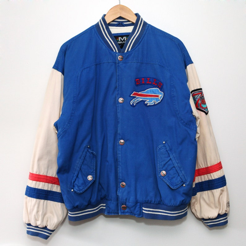 Vintage 90's Buffalo Bills Team NFL Classic Collection image 0