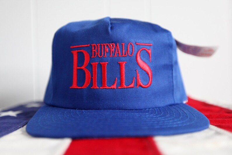 Vintage 90's Buffalo Bills NFL Authentic Pro Line Annco image 0