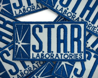 Star Labs Patch