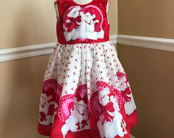 Sweet Valentine's Day dress size 4