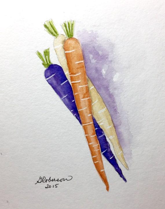 Zanahoria Original Color / Zanahoria | ¿cuál es el color original de las zanahorias?en este vídeo, hablamos de la zanahoria (daucus carota ssp.
