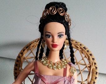 OOAK Barbie : Hélène de Troie