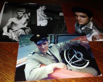 Elvis Presley  Ten 4X6  Lab photo Collection Press Photo