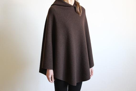 winter coat wool cloak Y2164 wool poncho wool cloak jacket Wool cape coat