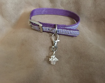 Rose Quartz Crystal Healing Pet Amulet