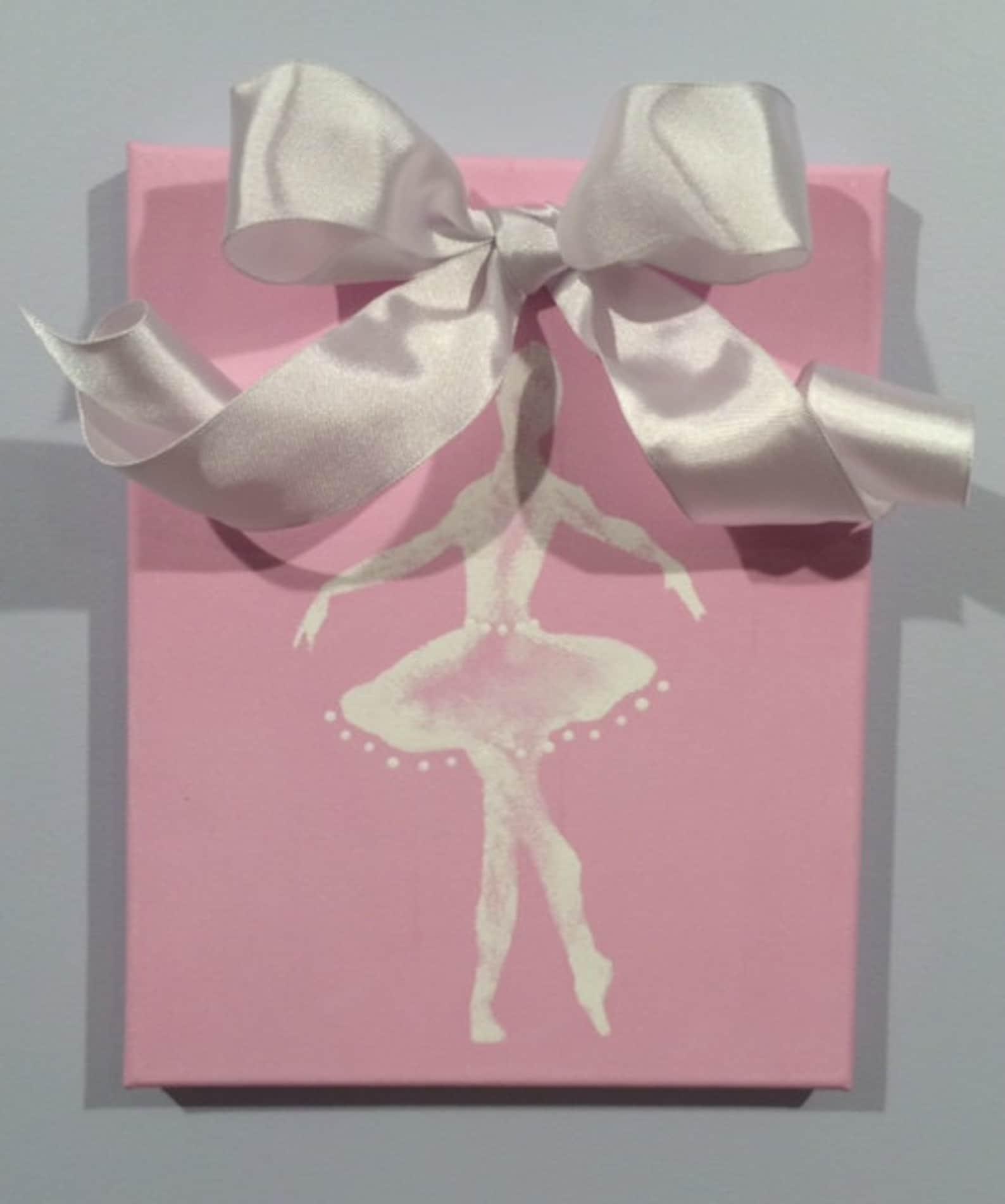 8x10 ballet art, dancer art, ballerina wall art, kids rooms, childrens wall art, dance art, ballet, girls rooms, pink girls room
