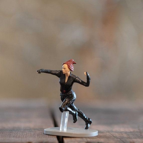 MARVEL AVENGERS Black Widow Christmas ornament Disney