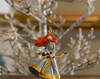Merida Brave Disney Princess Ornament