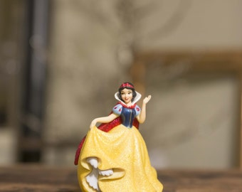 Monday Sale!! Snow White Deluxe Glittery Disney Princess Christmas Ornament