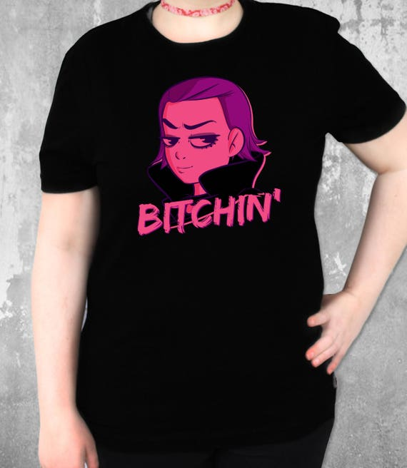 BITCHIN ELEVEN 11 STRANGER THINGS INSPIRED T-SHIRT UPSIDE DOWN ADULT KIDS