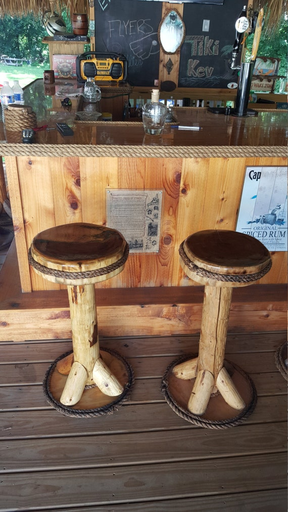 Excellent Tiki Kev Swivel Bar Stools Tiki Kev Gmtry Best Dining Table And Chair Ideas Images Gmtryco