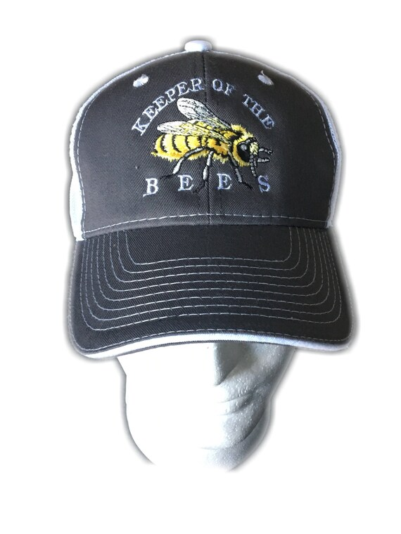 Keeper of the Bees Vented Baseball Cap Cool Gift Awesome  de9e69c0363