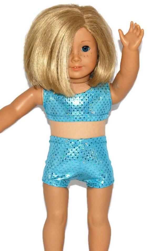 American Girl Doll Aqua Earring Tree NEW!!