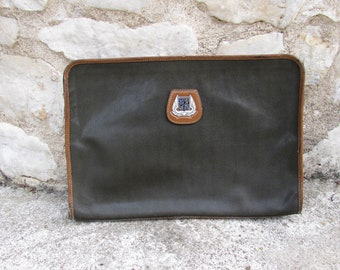 32c49e1366 Porte documents vintage LANCEL