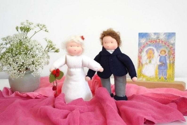 Pentester bride and groom  Pentester feast on the season image 1