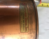 Copper Cup by Gaylord Bros Library Supply Company