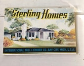 Home catalogs from the 1950s - Post WWII homes catalogs