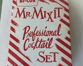 Cocktail set - new old stock in a box