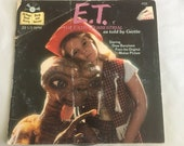 ET The Extra Terrestrial 24 page read along with record set