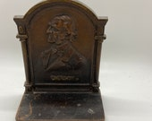 Bradley and Hubbard (BH) Emerson Bookend or Door Stop