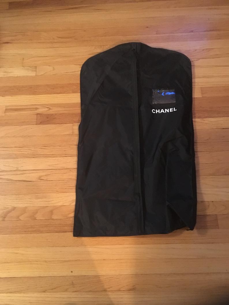 cae104bcc8299e Vintage Chanel garment bag NYC